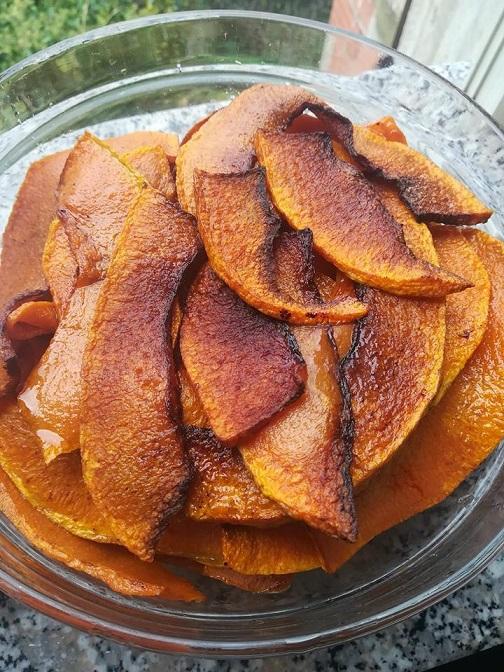 Zucca fritta: la ricetta di Cinzia Vasi