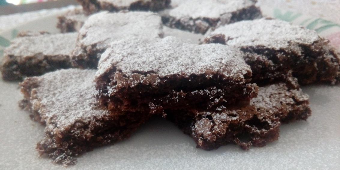 alt Brownie al cioccolato e cocco