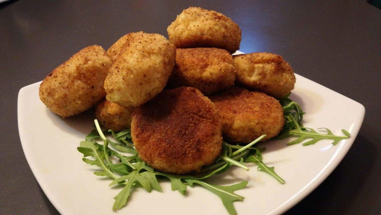 Menù di Pasqua: Crocchette di pesce e patate
