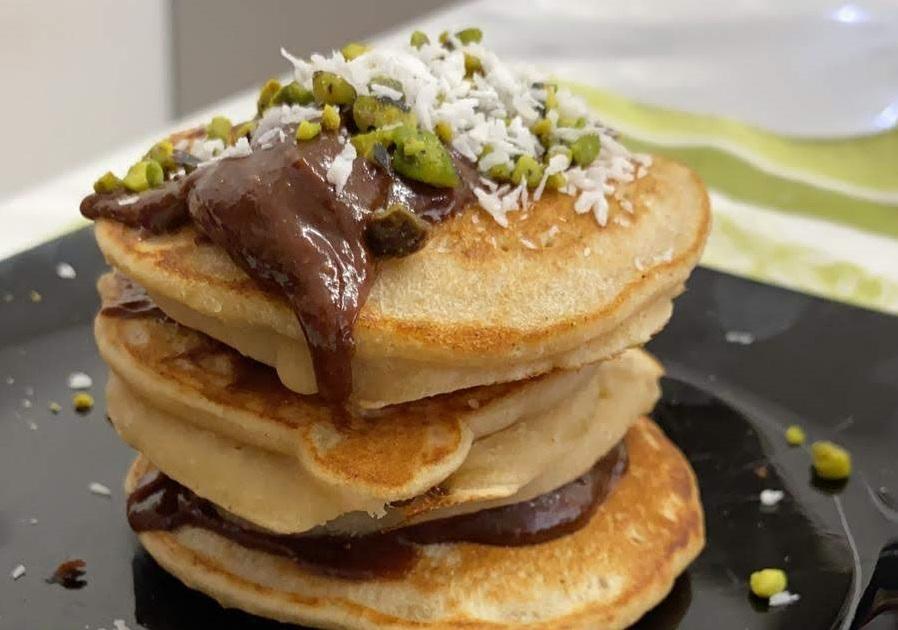 Frittelle di lenticchie: ricetta di Aurora Leonardi