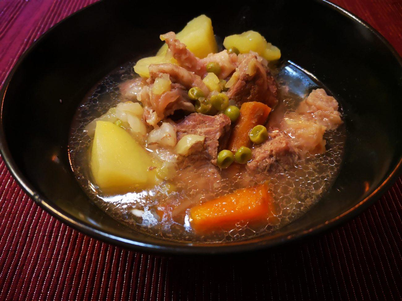 bollito di carne alla siciliana