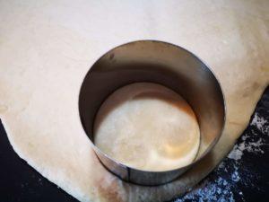 Ciambelline fritte alla panna