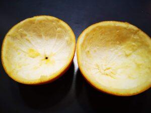 arance svuotate