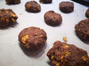 infornate e appena cotti lasciate raffreddare i biscotti