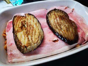 sistemate le melanzane fritte ;