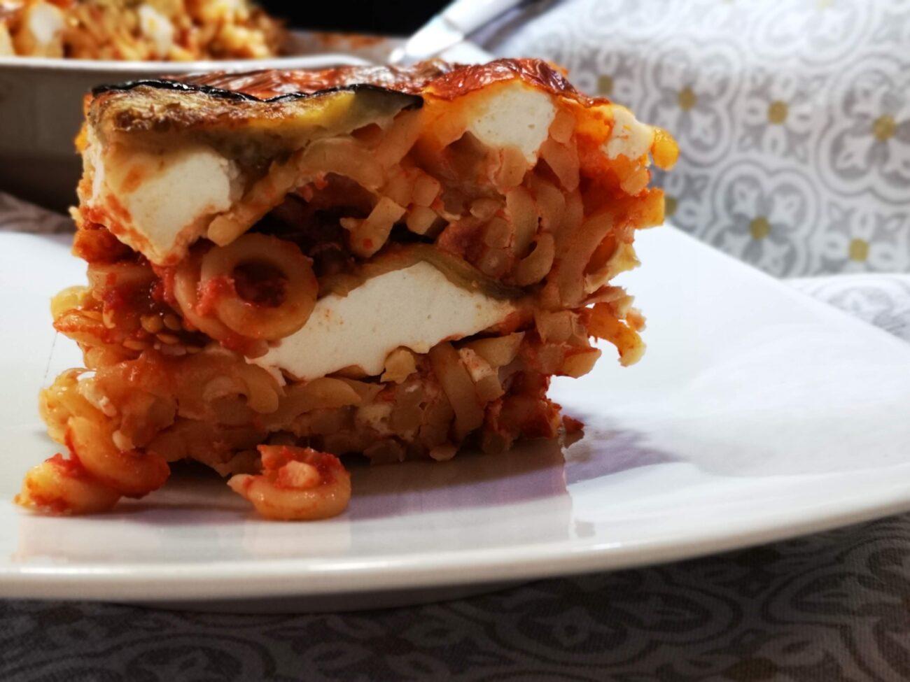 Anelletti Siciliani al forno
