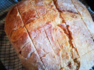 incidete i pane in entrambi i versi