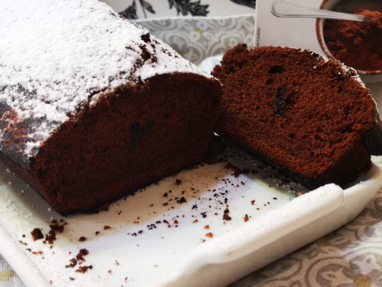 Torta cioccocaffé